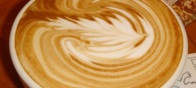 The Art of Coffee River RunsDeep!